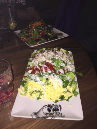 Ledyard, CT: Cobb Salad