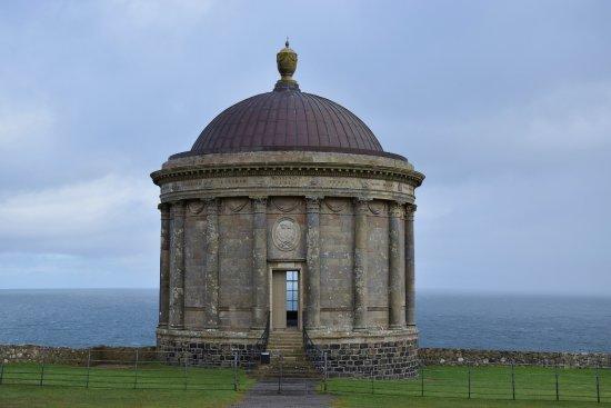 Castlerock, UK: Il tempio