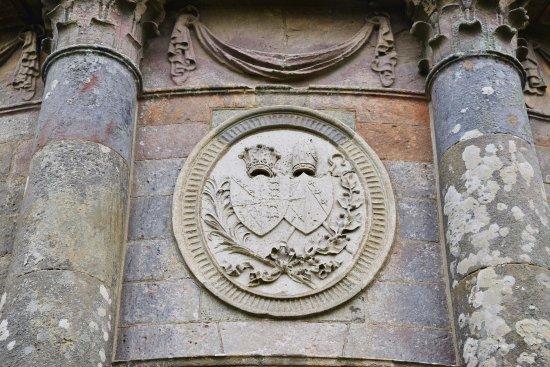 Castlerock, UK: Lo stemma nobiliare