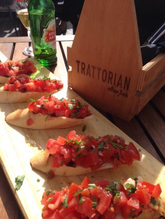 Trattorian Artisan Food: amazing place!!