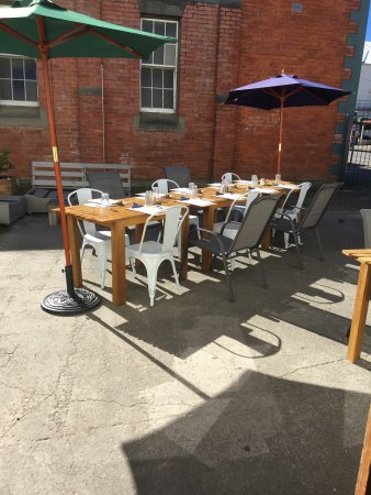 Dannevirke, New Zealand: The Forge Restaurant