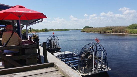 Cocoa, FL: Airboats
