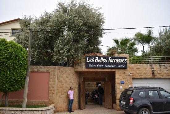 les belles terrasses b b beni mellal maroc voir les tarifs 25 avis et 15 photos. Black Bedroom Furniture Sets. Home Design Ideas
