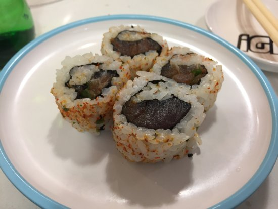 Yo! Sushi  Harvey Nichols Edinburgh: photo1.jpg