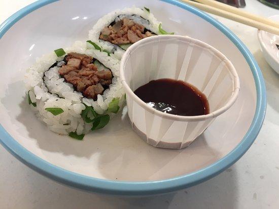 Yo! Sushi  Harvey Nichols Edinburgh: photo2.jpg