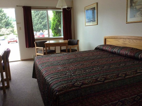 Kitimat, Canada: King room