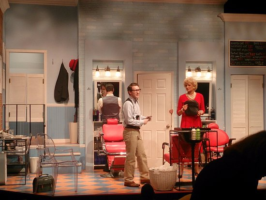 stage ms schuber is a great actress picture of the davenport