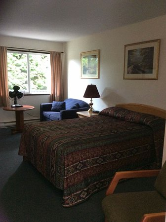 Kitimat, Canadá: Single room (1 bed)