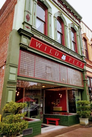 Wild Pear: Front Entrance