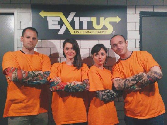 Exitus Clamart