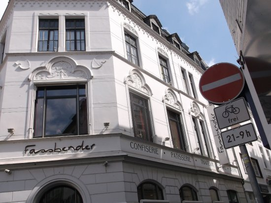 Das Cafe Fassbender In Bonn Bild Von Fassbender Bonn Tripadvisor