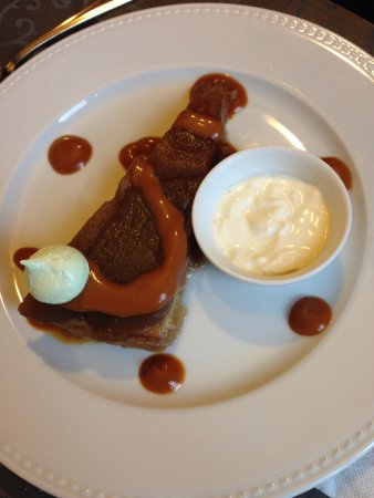 Thesee, France: Tarte tatin