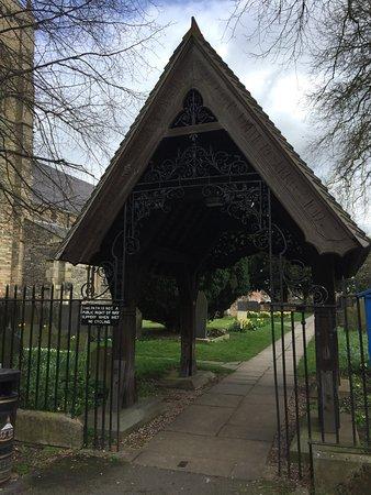 St Mary's & All Saints Church Bingham