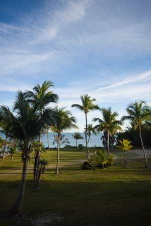 Abaco Beach Resort and Boat Harbour Marina: View from our room