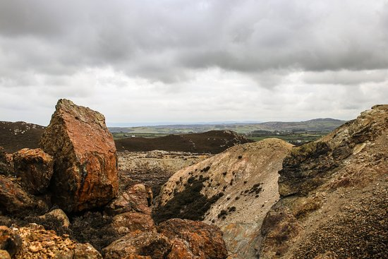 Amlwch, UK: Panoramic views.