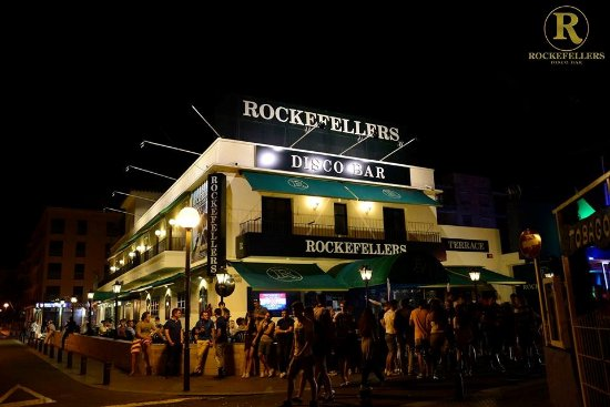 ‪Rockefellers Disco Bar‬