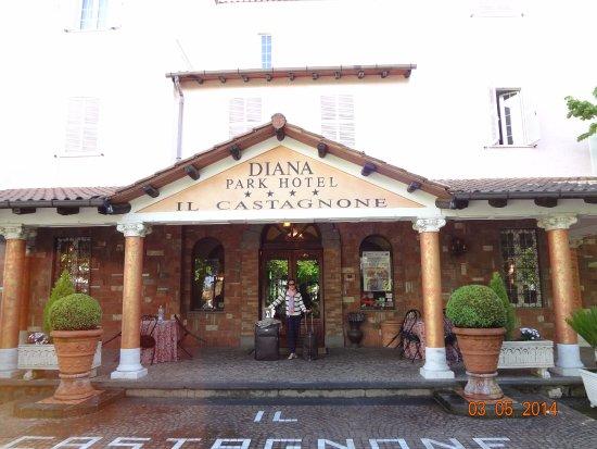 Diana Park Hotel Nemi Rm