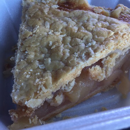 Mount Carmel, UT: Thunderbird Restaurant - apple pie