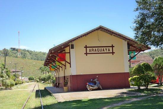 Estacao Ferroviaria Araguaya
