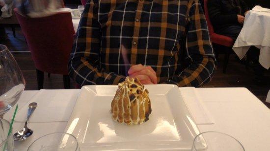 Omelette Norvégienne Picture Of Brasserie Flo Mulhouse Dornach - Cuisine norvegienne