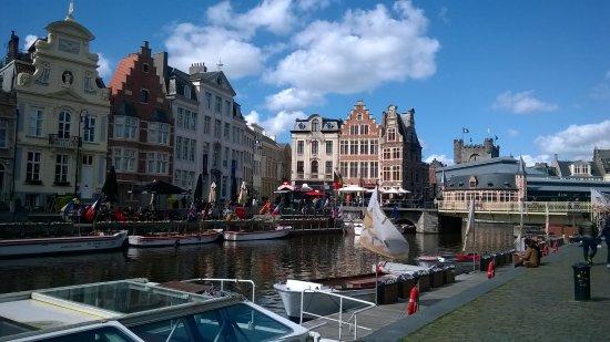 Ibis Gent Centrum St-Baafs Kathedraal: Le centre