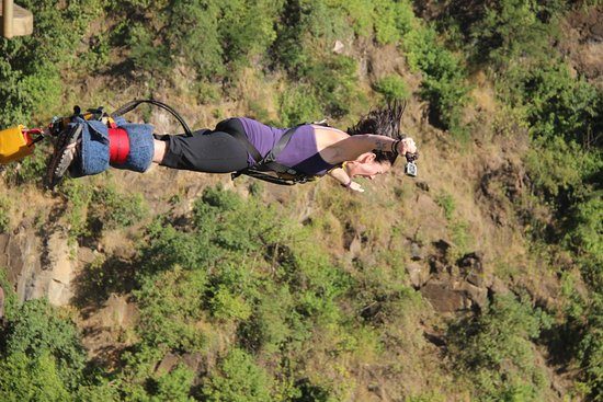 Shearwater Victoria Falls - Bungee, Bridge Tours and Activities: SO MUCH FUN!