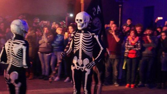 La Danza de la Muerte: danse de la mort