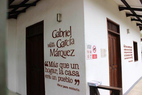 Aracataca, Colombia: la casa museo