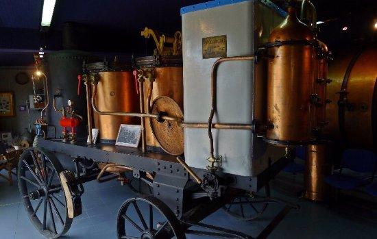 Coustellet, Frankrig: Musée de la Lavande