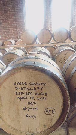 Photo of Distillery Kings County Distillery at Paymaster Building, Brooklyn Naval Yard, New York City, NY, United States