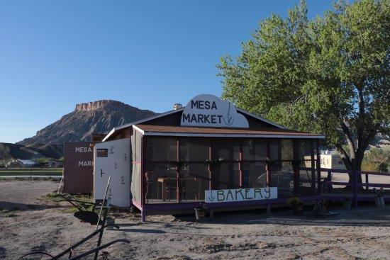 Caineville, Юта: Mesa Farm Market (4)