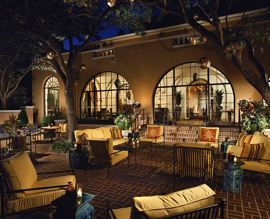 The Mansion Restaurant At Rosewood On Turtle Creek Exterior Terrace