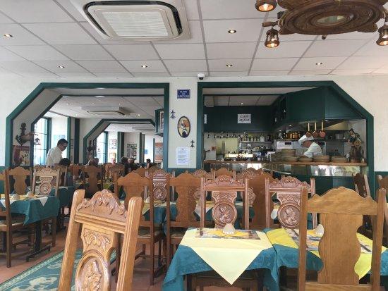 Picture of a la coiffe bretonne bougival for Restaurant bougival