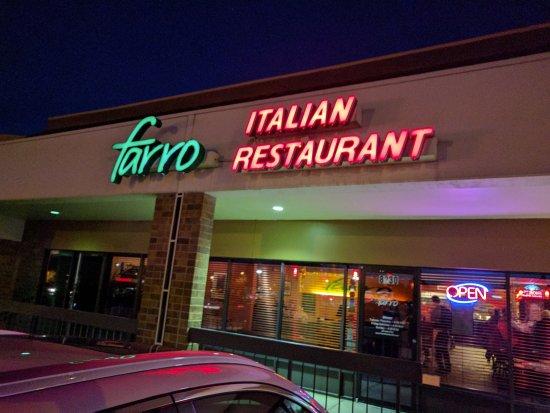 Nice Italian Restaurants Denver