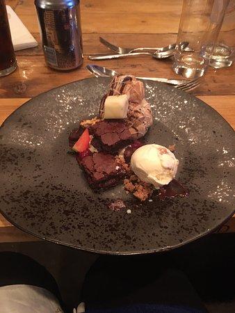 Penderyn, UK: Gorgeous food!