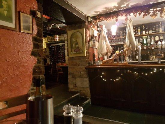 The Rake Mediterranean Tapas Restaurant: Bar.