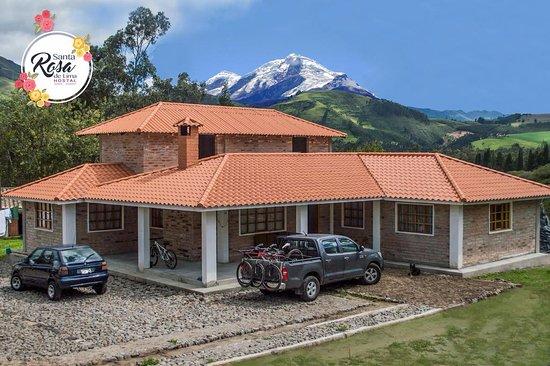 Imbabura Province, Ισημερινός: El mejor lugar para descansar y disfrutar de la tranquilidad que solo el campo puede brindar.