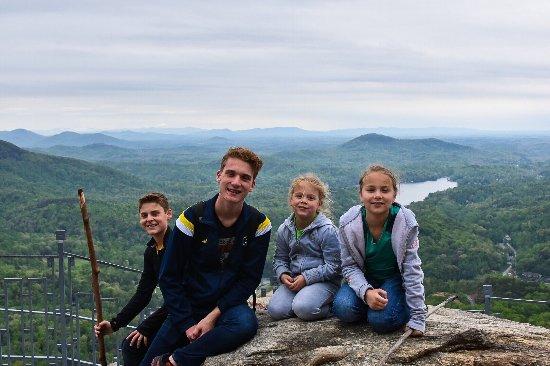 Chimney Rock, Kuzey Carolina: photo0.jpg