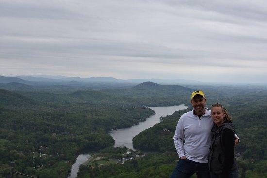 Chimney Rock, Kuzey Carolina: photo1.jpg
