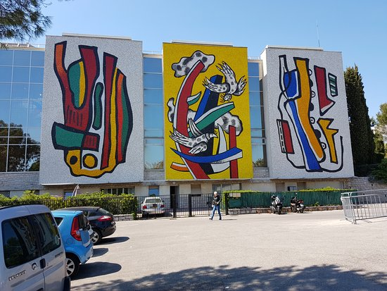‪Musee National Fernand-Leger‬
