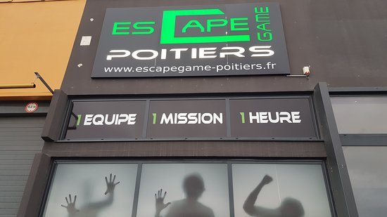 ‪Escape Game Poitiers‬