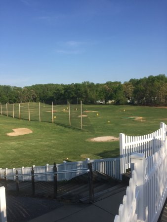 Arnold, MD: Mini gold, driving rand and par 3