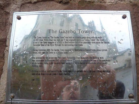 The Royal Hotel: Description of the Gazebo Tower