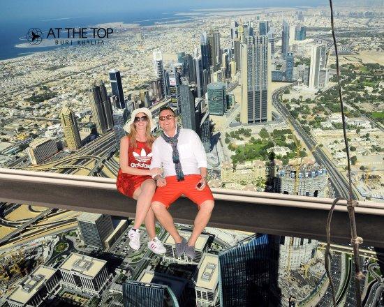 At the top il grattacielo pi alto del mondo un for Il grattacielo piu alto del mondo