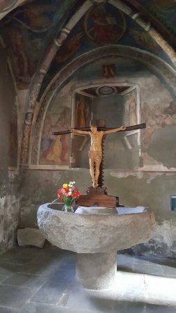 Morgex, Италия: CRISTO LIGNEO