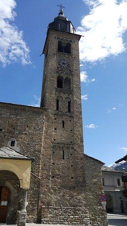 Morgex, Италия: TORRE CAMPANARIA