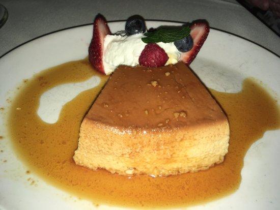 Homemade Carmel Custard (Flan)