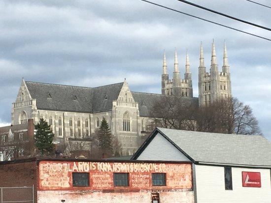 Lewiston, ME: Basilica of Saints Peter and Paul