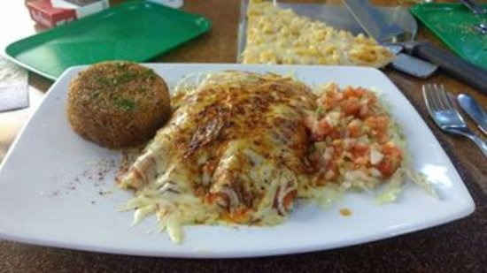 Don Anibal Restaurante Col-Mex: enchilas mexicanas mixtas una delicia