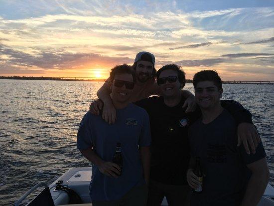 Isle of Palms, Carolina del Sur: Sunset